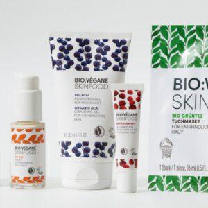 Bio:Végane Skinfood